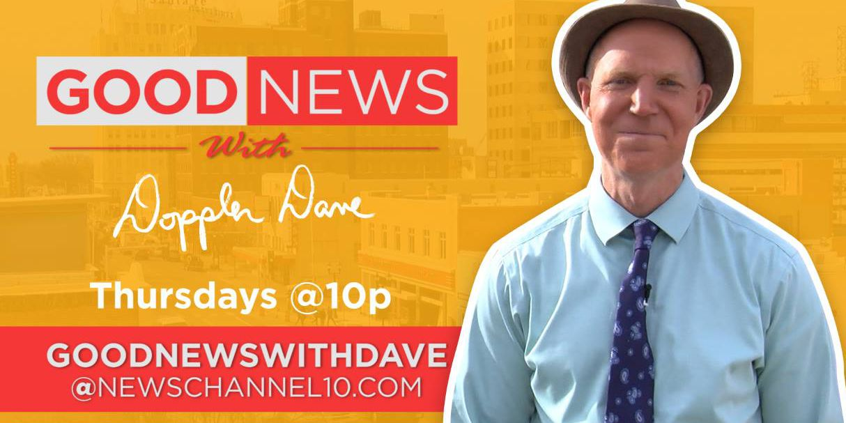 Good News with Doppler Dave: First graders know a thing or two about good news