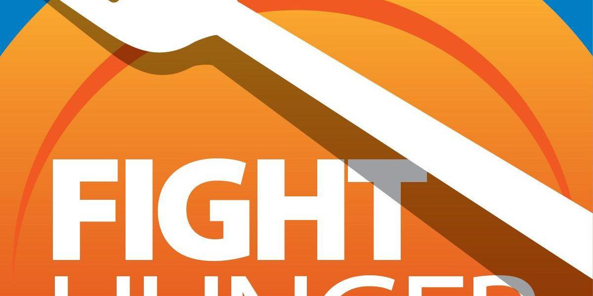 Fight hunger, spark change