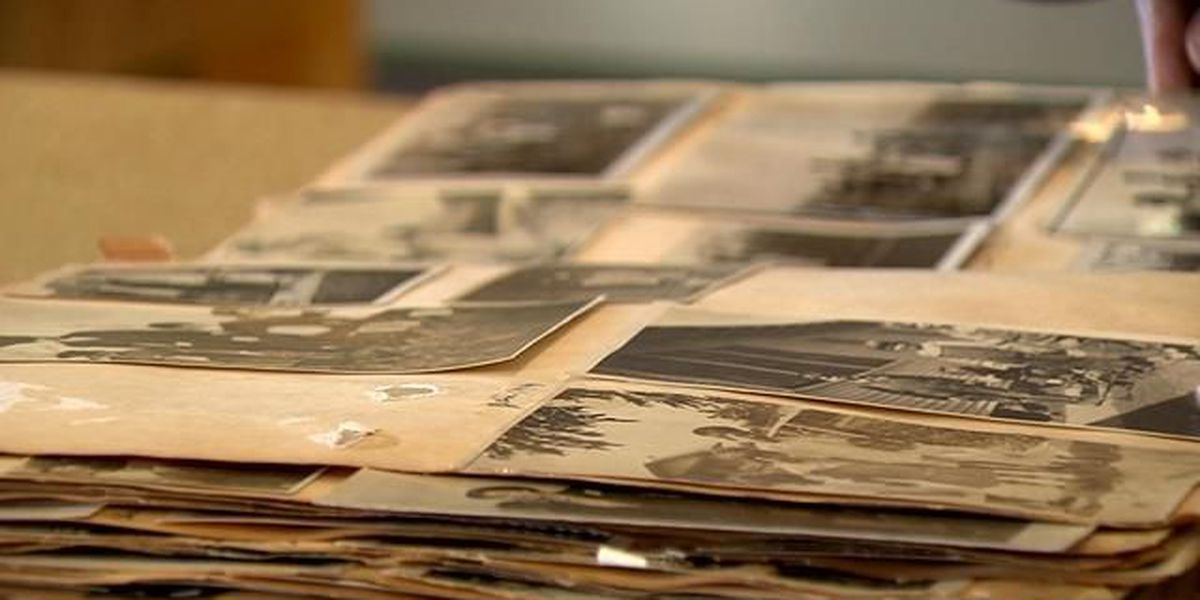 AT&T employee uncovers lost pictures more than a century old