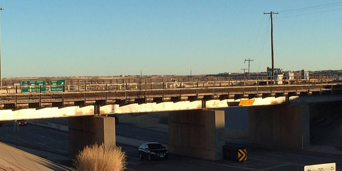 TRAFFIC ALERT: Railroad bridge construction will close U.S.87 heading into Canyon today