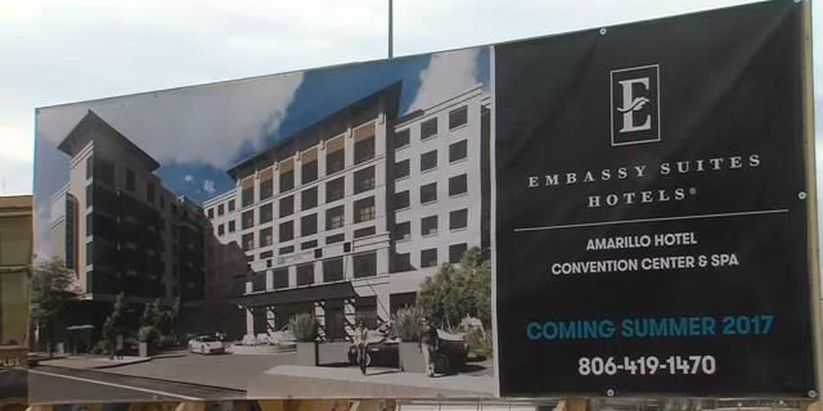 Newcrest Image to bring more hotels to Amarillo