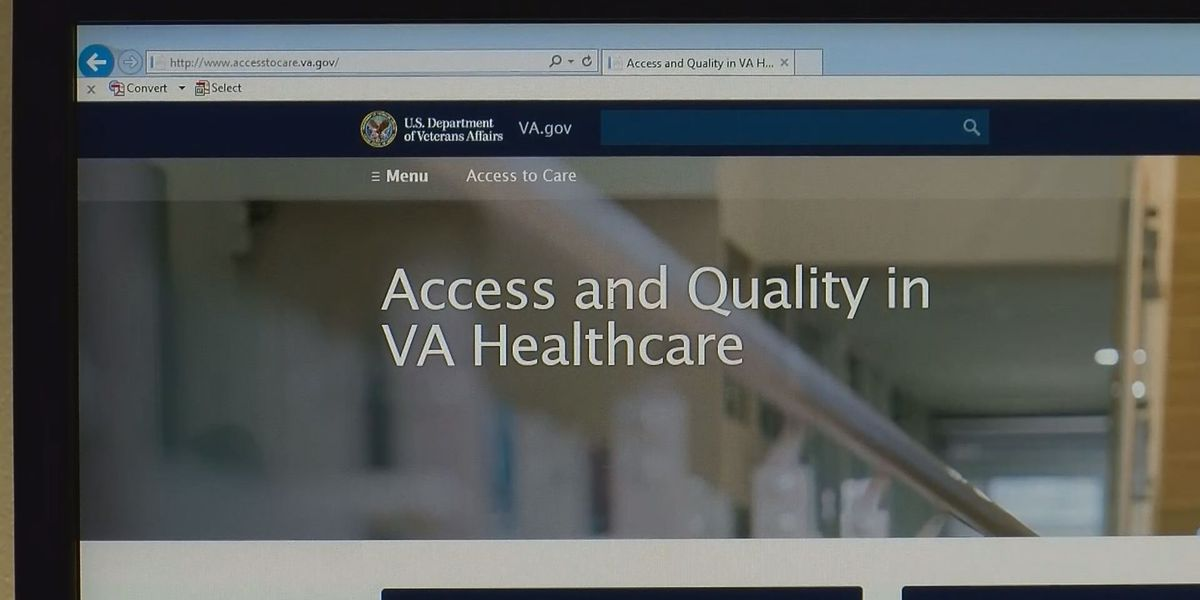 New VA website shows area clinic wait times for patients