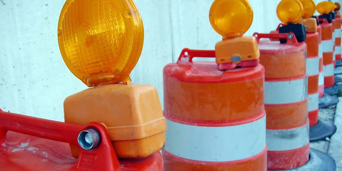 Amarillo drivers should expect some traffic delays this week due to some lane closures.