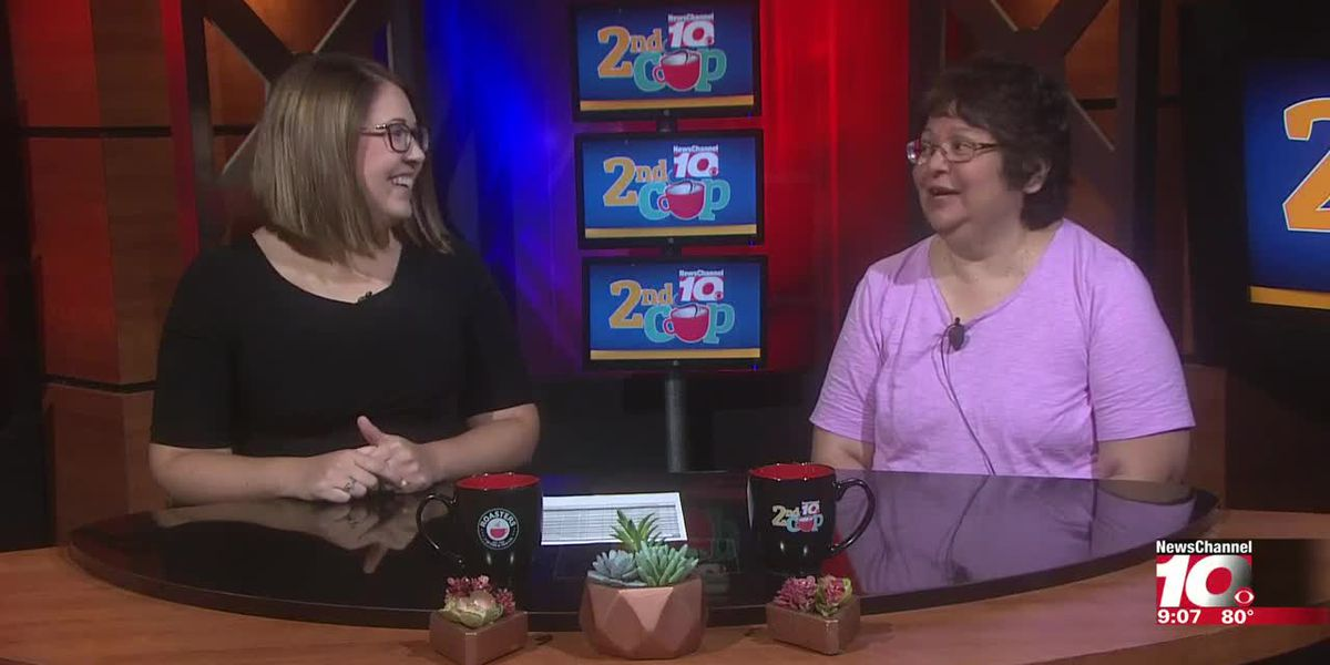 Interview - Teresa Kenedy has the details about a ribbon cutting for a mural in Amarillo.