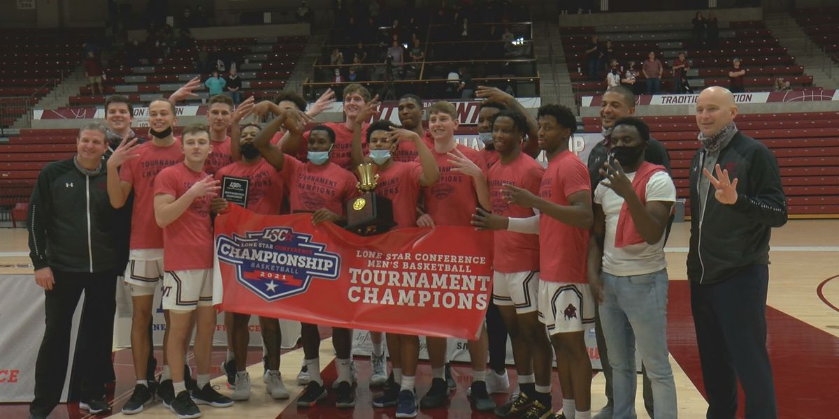 West Texas A&M wins historic fourth consecutive LSC Tournament Championship