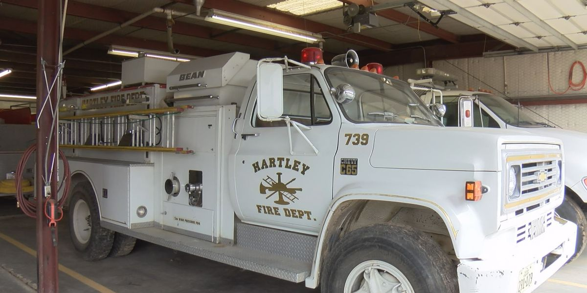 Local volunteer fire departments in need of help