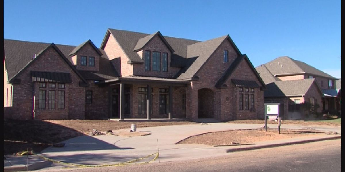 Amarillo's housing market on pace for record year