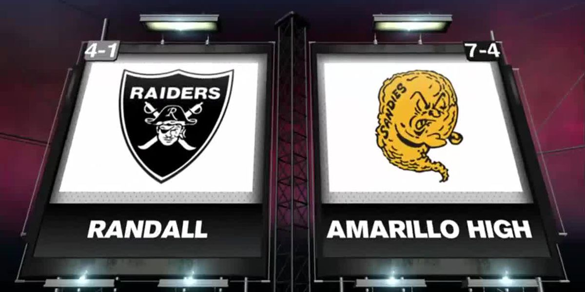 Amarillo Sandies come up on top over the Randall Raiders