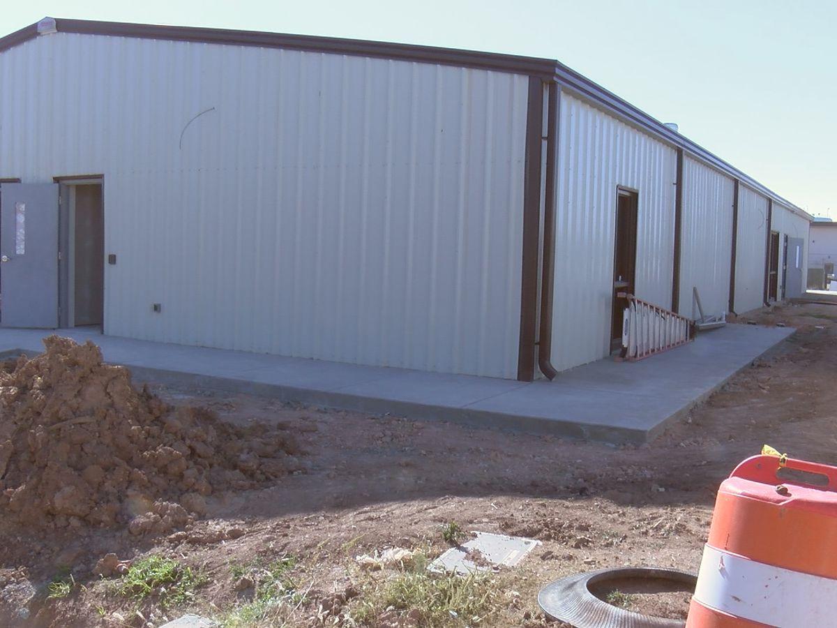 Animal Management & Welfare Department unveils new service building