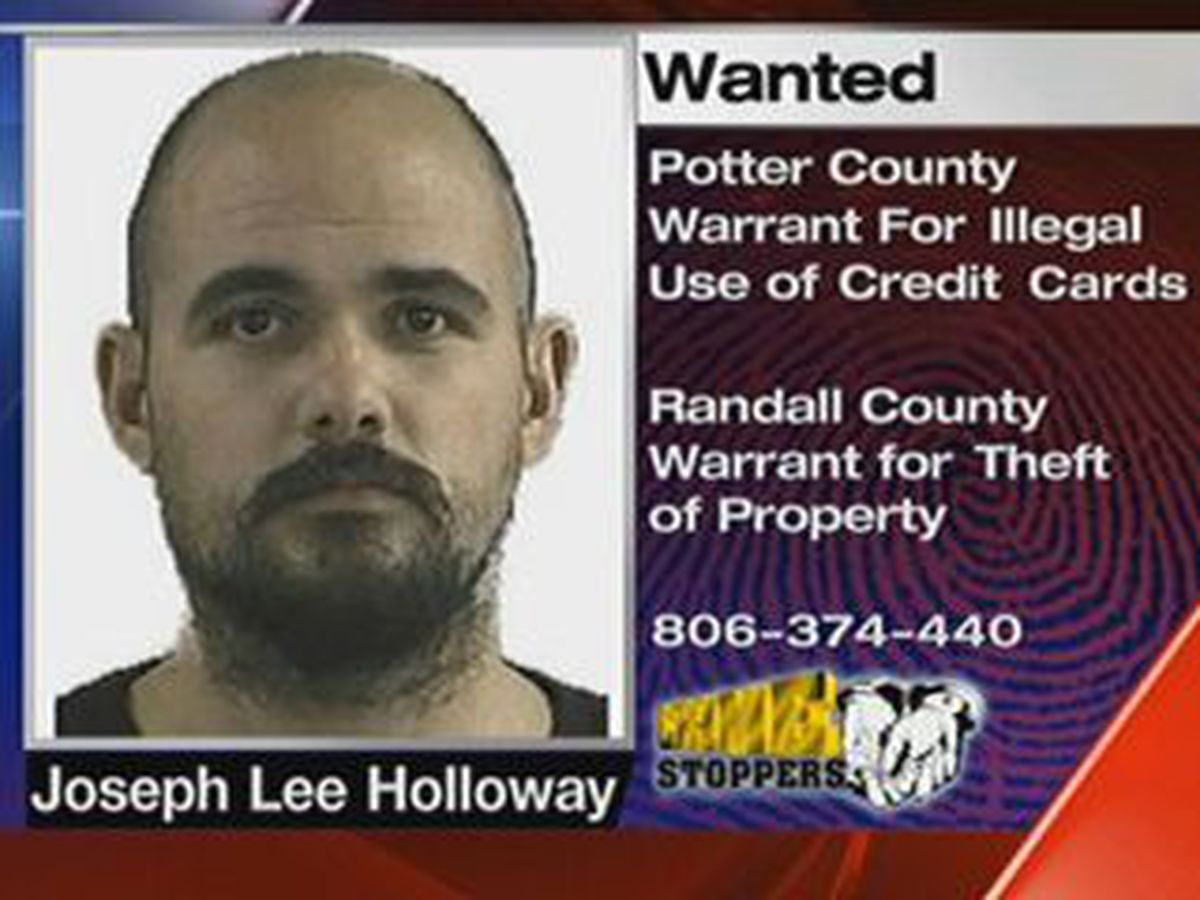 Fugitive File: Joseph Lee Holloway