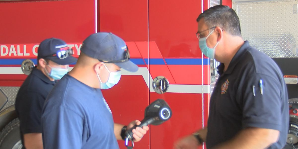 Amarillo fire department accepted into program allowing to fight fires nationally