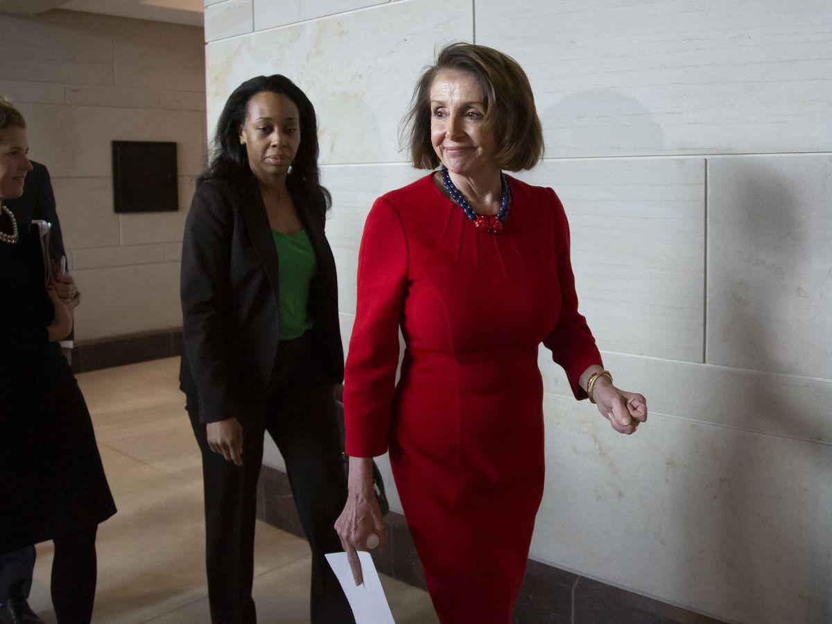 Pledge to limit tenure as speaker wins over Pelosi critics