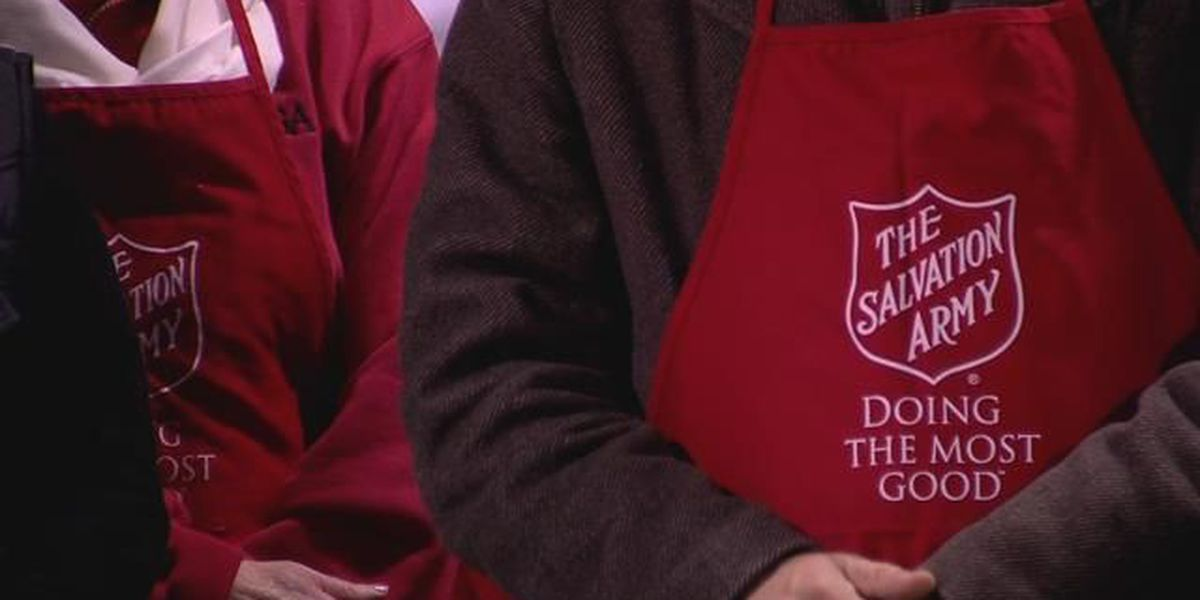 Salvation Army needs volunteers for toy distributions