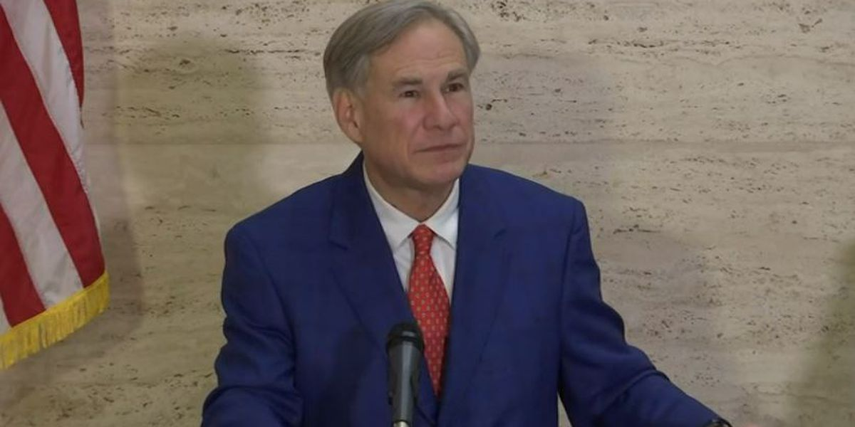WATCH: Gov. Abbott 'Save Our Seniors' initiative update