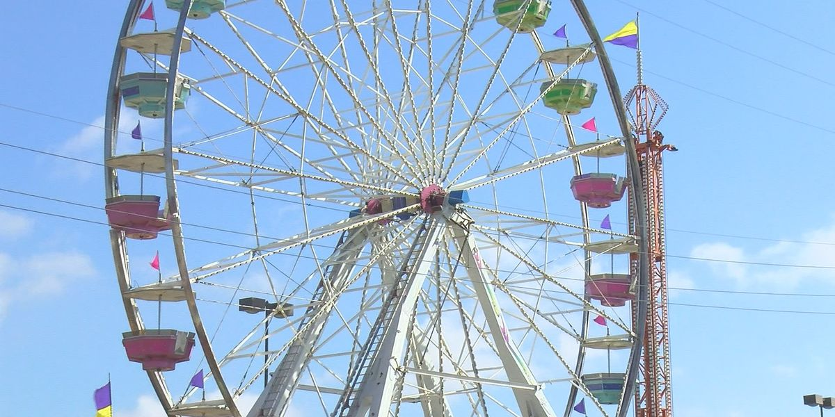 Amarillo Tri-State Fair opens today with new attractions, safety features