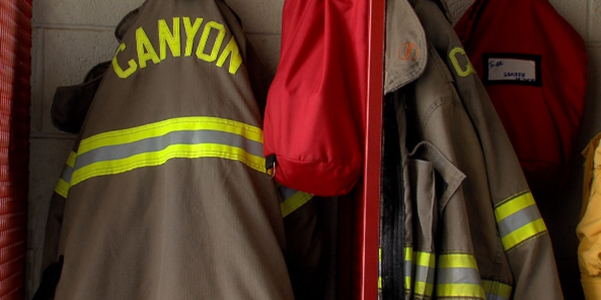 City of Canyon approves plan to protect against wildfires