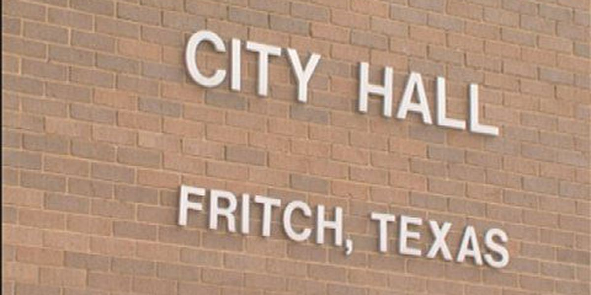 City of Fritch having problems making bond payments