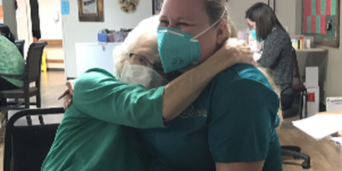 Childress grandmother and granddaughter strengthen bond through pandemic