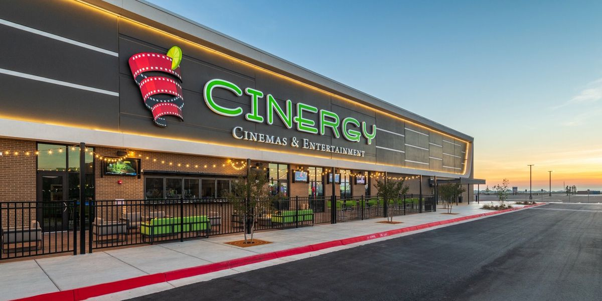 From the floor to the ceiling: Cinergy Amarillo debuts with games, movies and more