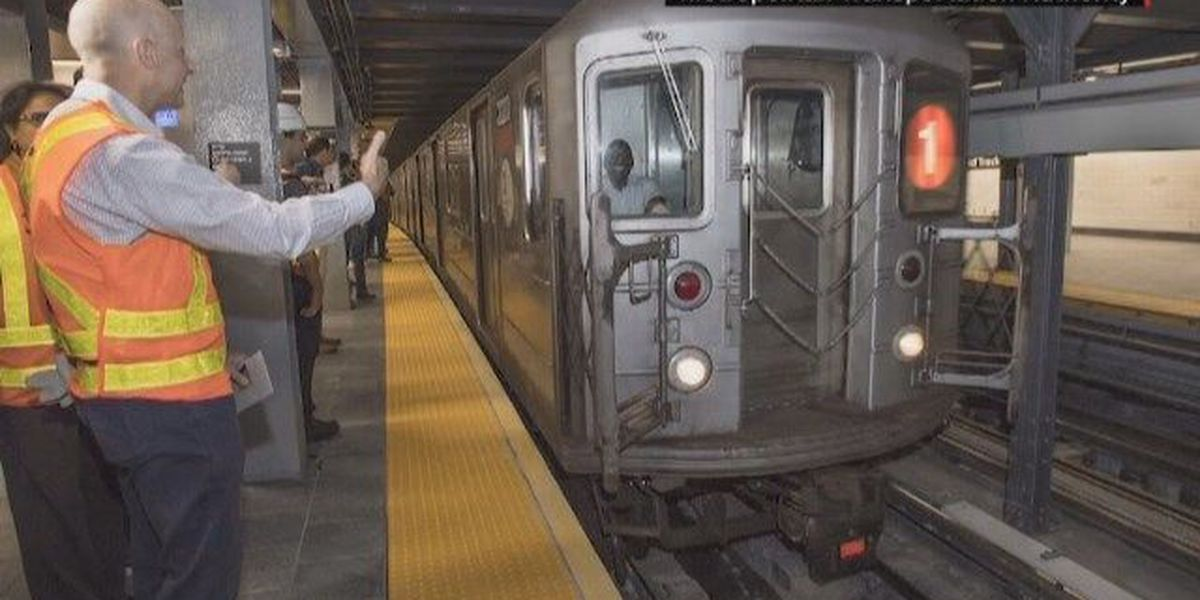 World Trade Center subway re-opens for first time since 911 attacks