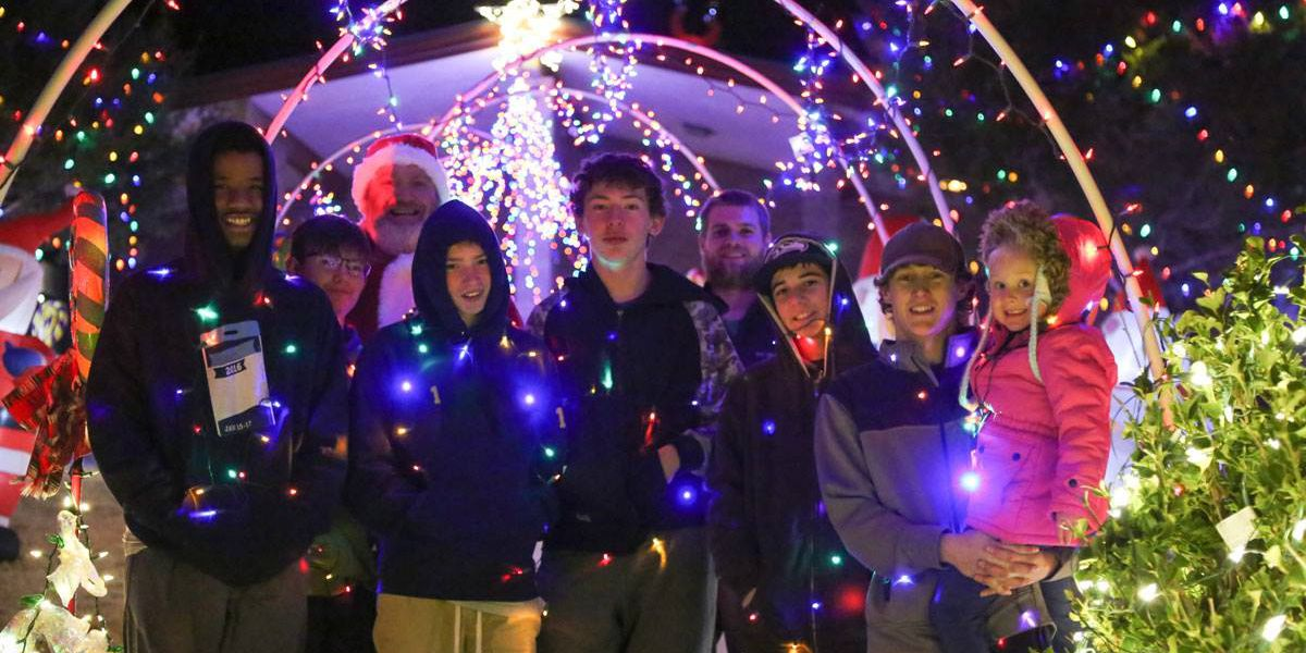 Boys Ranch Christmas lights contest rescheduled due to upcoming storm
