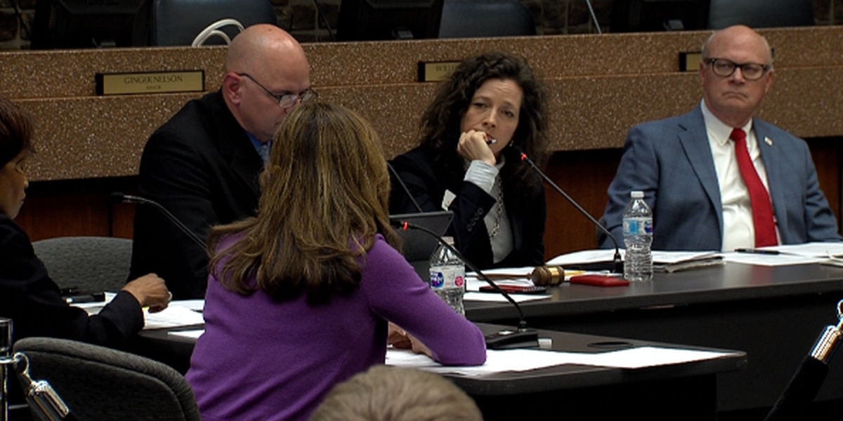 City of Amarillo converses on decorum during council after 'clapping' incident