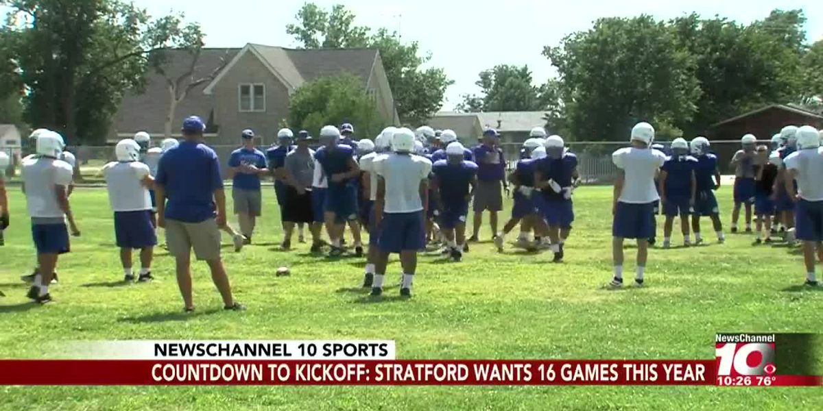 Countdown To Kickoff: Stratford aims for 16 games in 2019