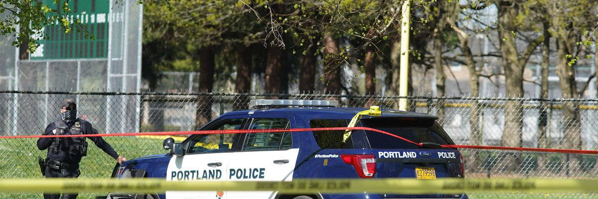 Riot declared in Portland protests after police kill man