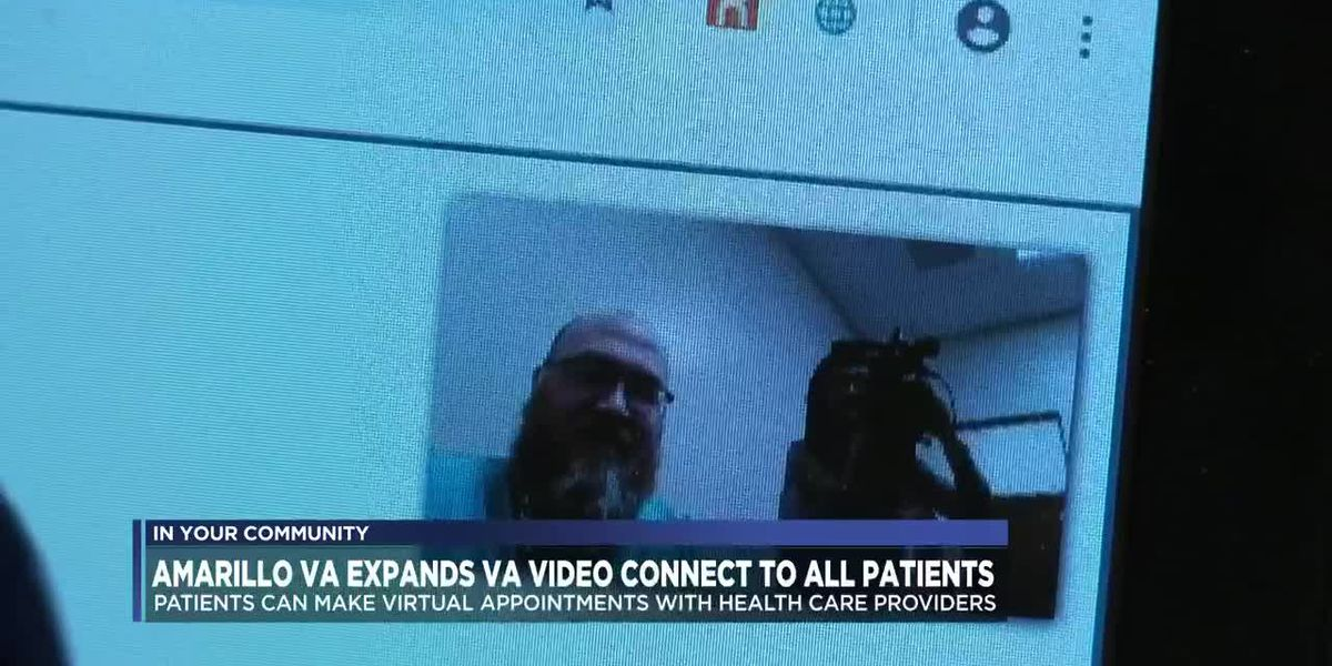 Amarillo VA expands VA Video Connect to all patients