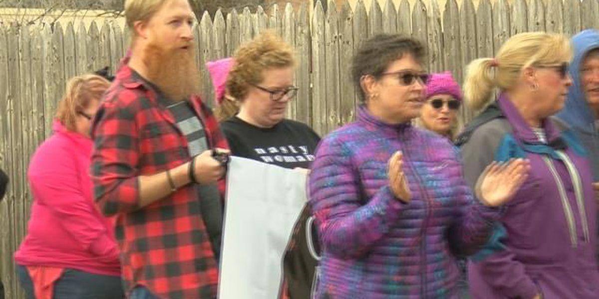 Amarillo's Women's March