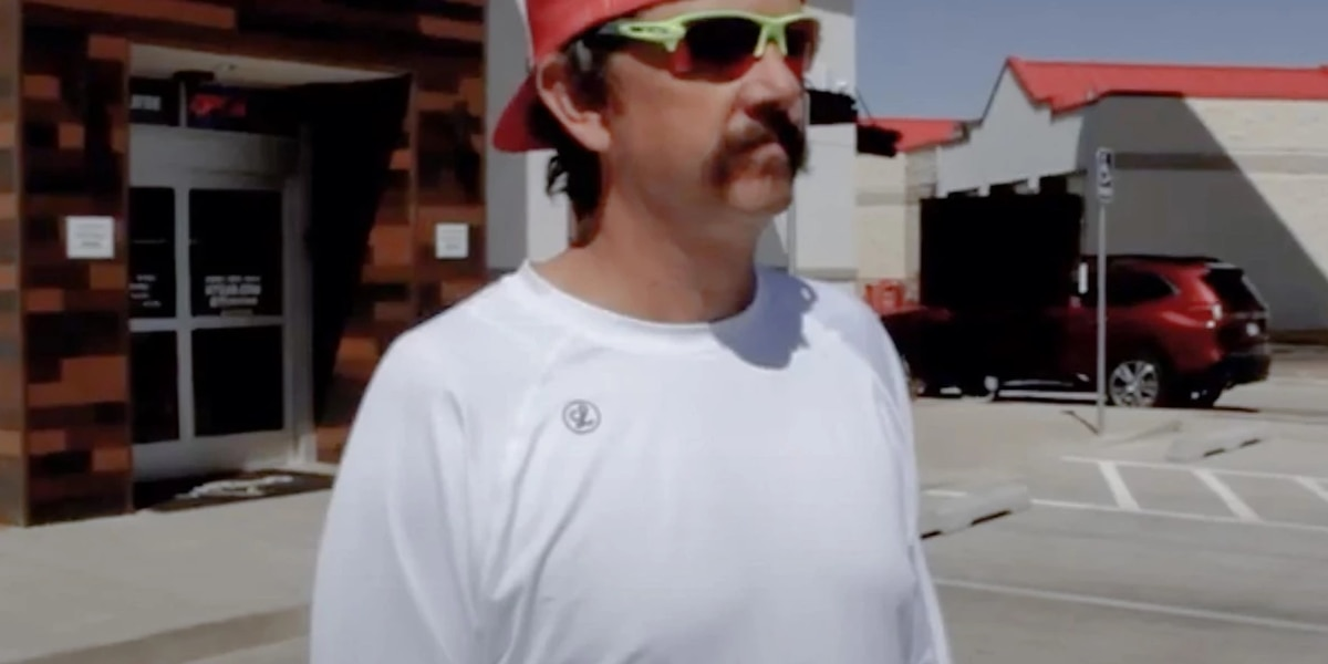 Amarillo man to run 72 miles in 24 hours to show support for local small businesses