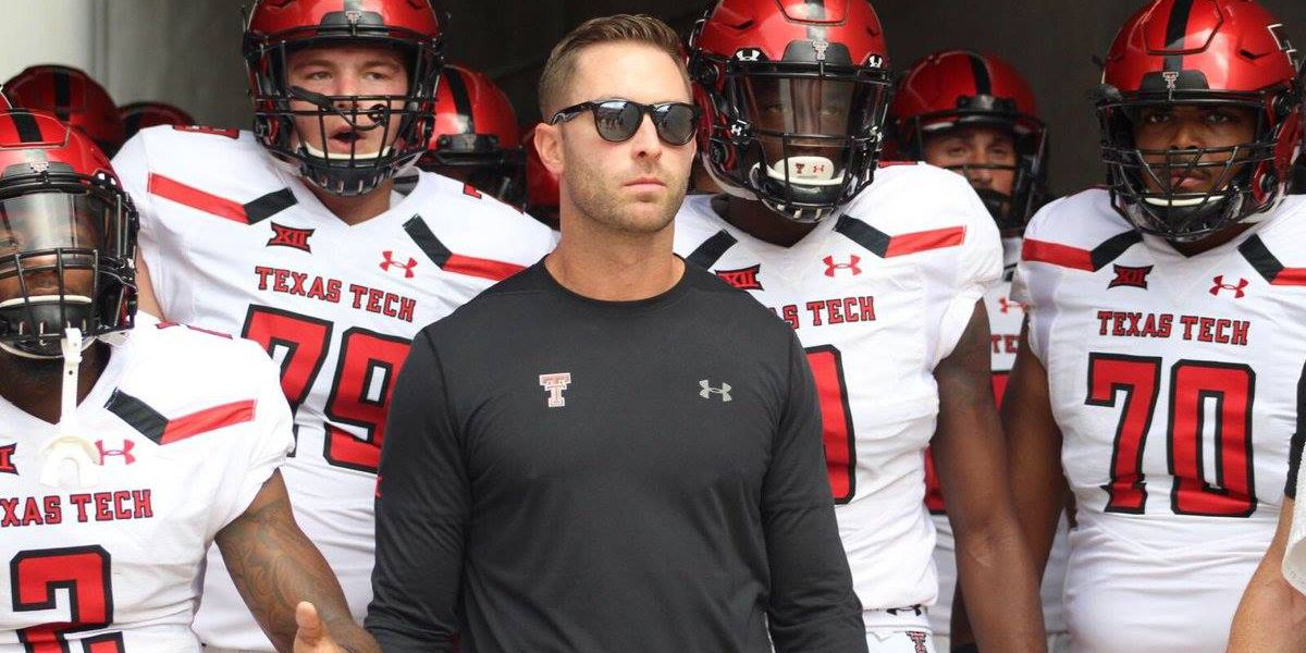 Reports: Kingsbury to be interviewed for NFL head coaching jobs