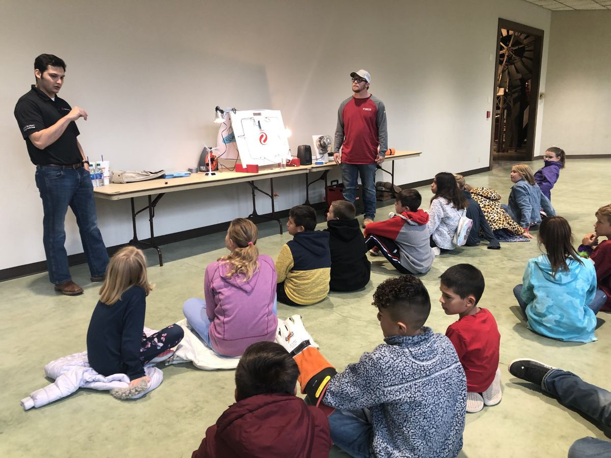 Annual Science Collaborative to connect 5th-grade students with area scientists and engineers