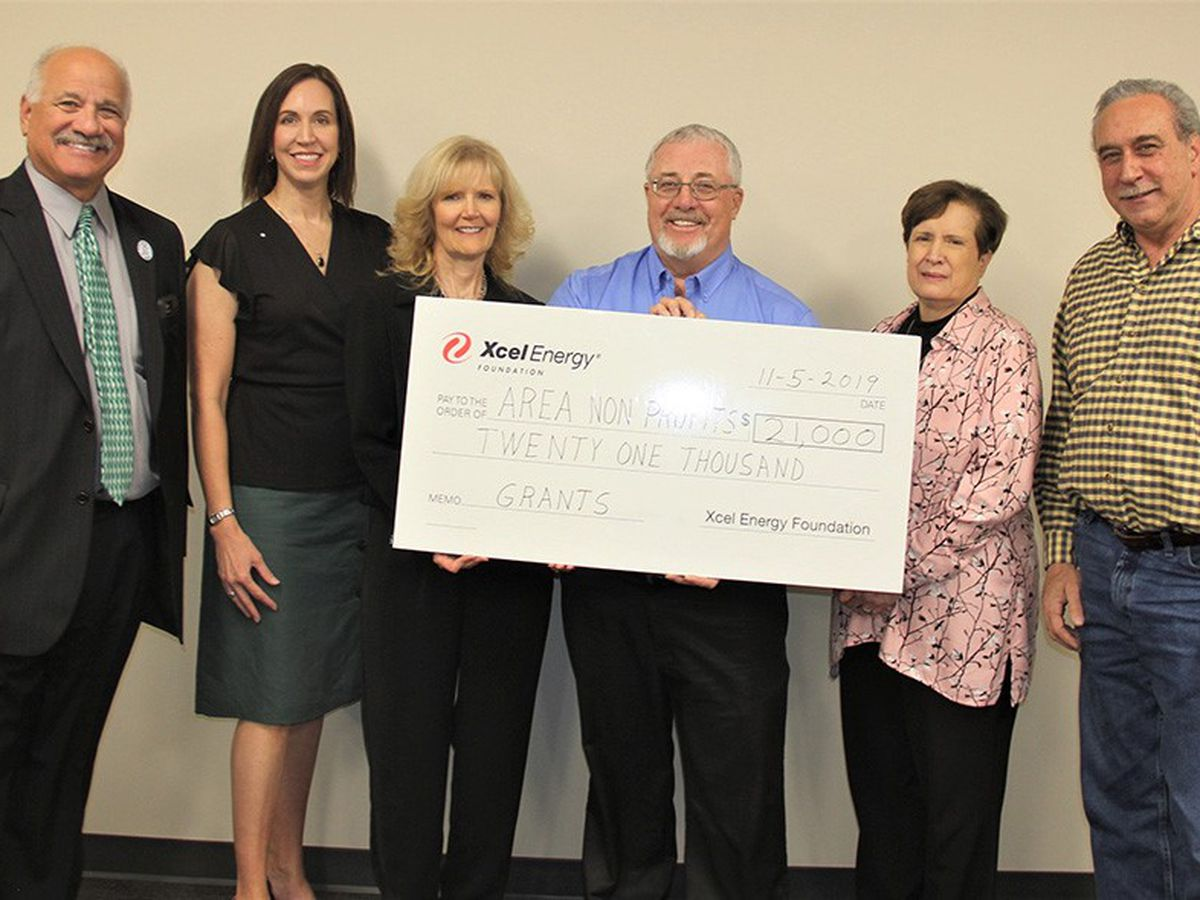 Mesalands Foundation recieves $6000 Xcel Energy Foundation grant