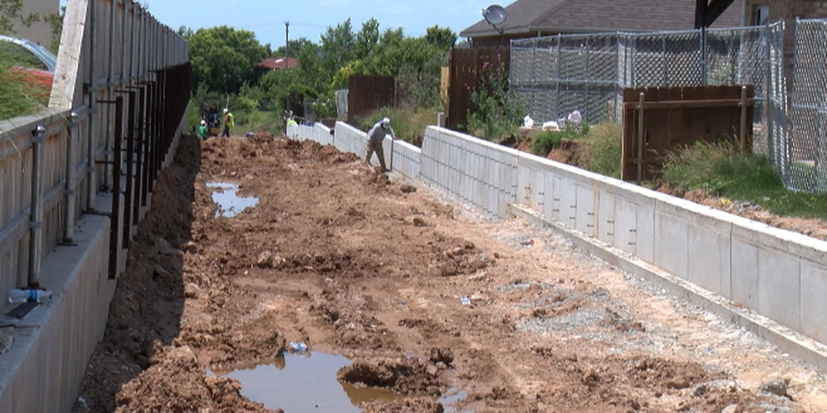 City of Amarillo project almost doubles in cost after rain presents construction challenges