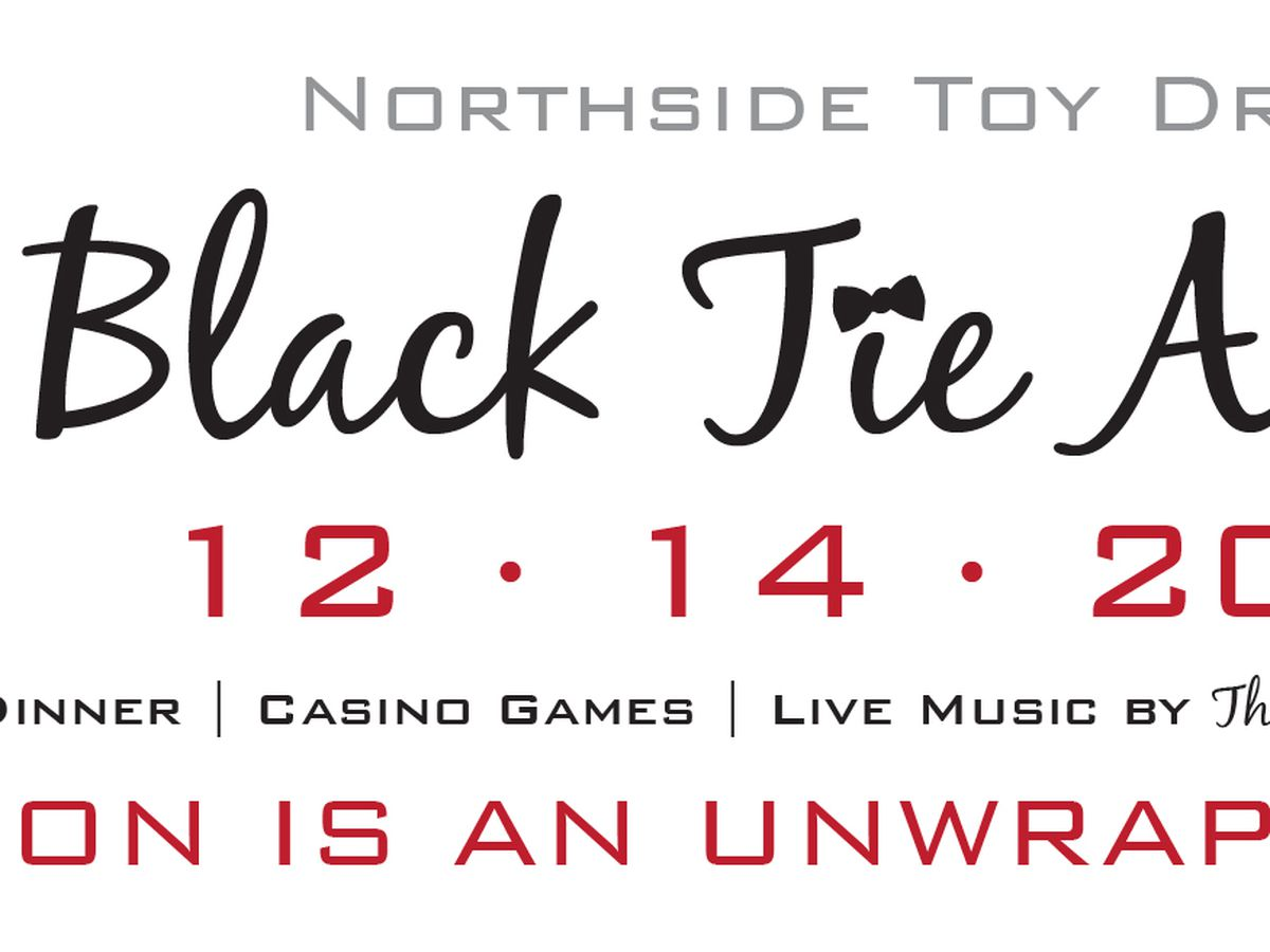 'Black Tie Affair' gala benefiting Northside Toy Drive