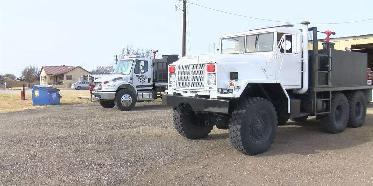 New fire trucks gives community of Dawn peace of mind