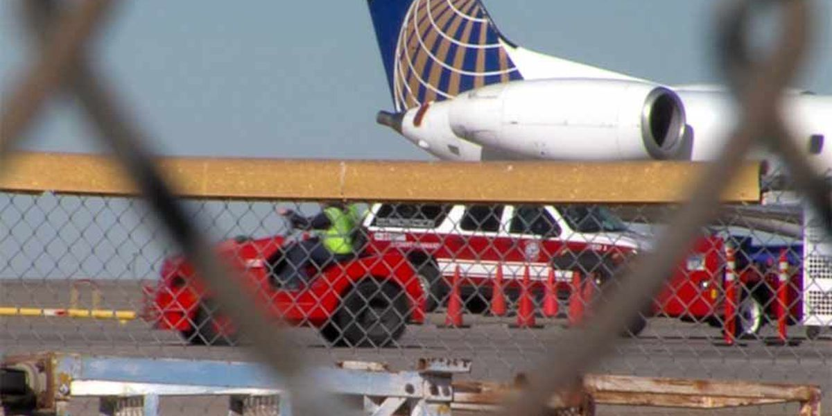 Fuel leak discovered on Houston flight shortly after takeoff