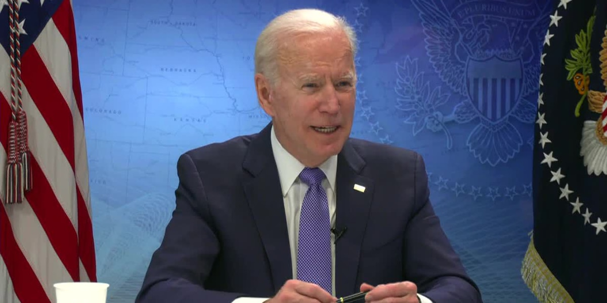 LIVE: Biden makes remarks on US vaccination progress