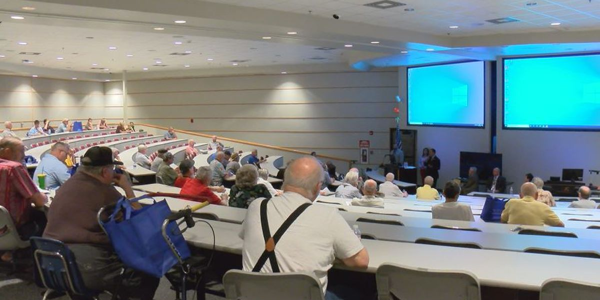 Amarillo VA Health Care System hosts Town Hall