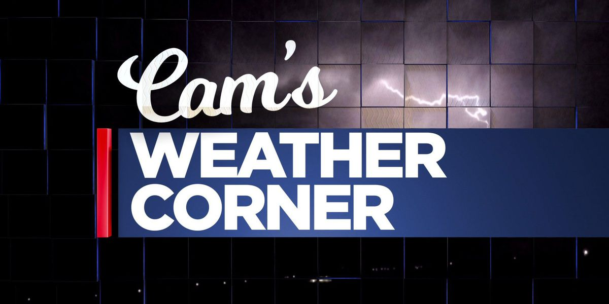Cam's Weather Corner: Our spring weather outlook