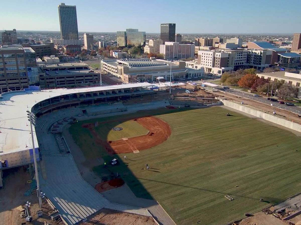 Amarillo Sod Poodles name new ballpark 'Hodgetown'