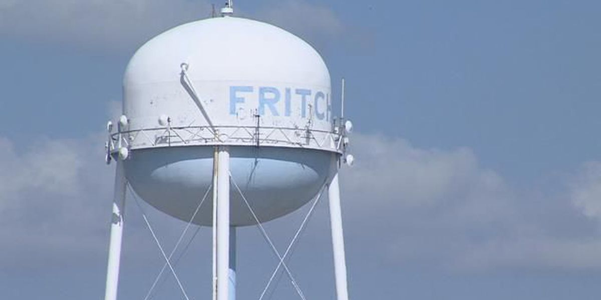 Residents in Fritch are coming together to straighten up the city