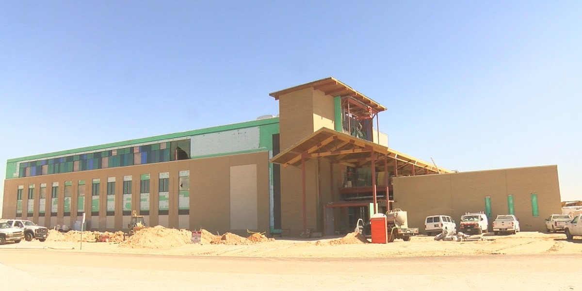 WTAMU closer to new agricultural science complex