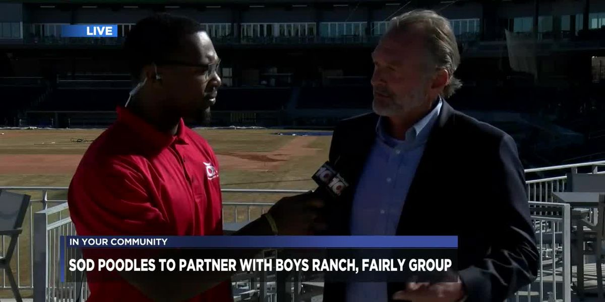 Amarillo Sod Poodles announce partnership with 2 local organizations