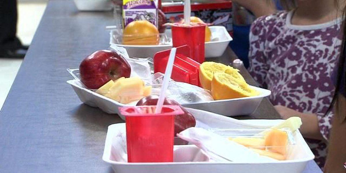 Community helps food bank receive grant