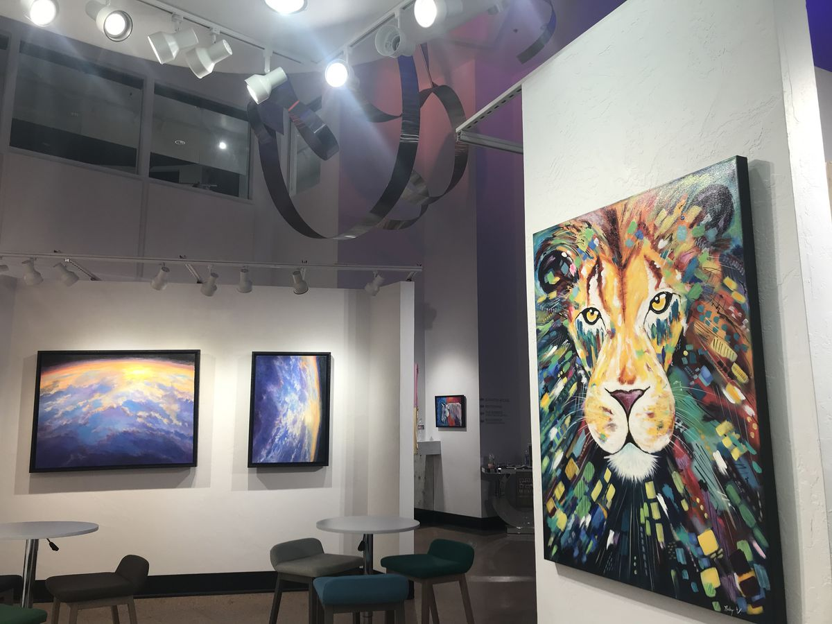Amarillo's art industry reacts to mask mandate being lifted