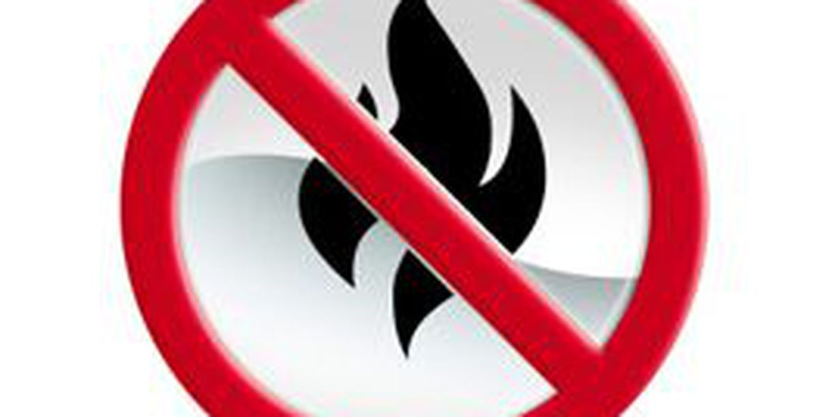 Potter County under 90 day burn ban