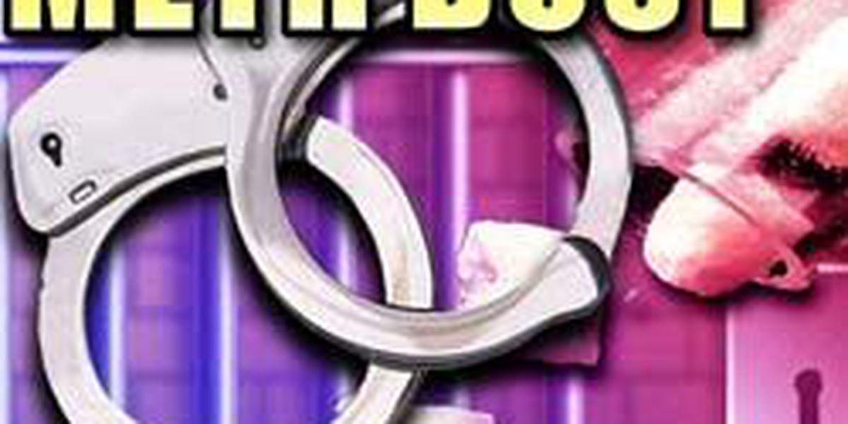 Oklahoma teen caught with $1.3 million in meth
