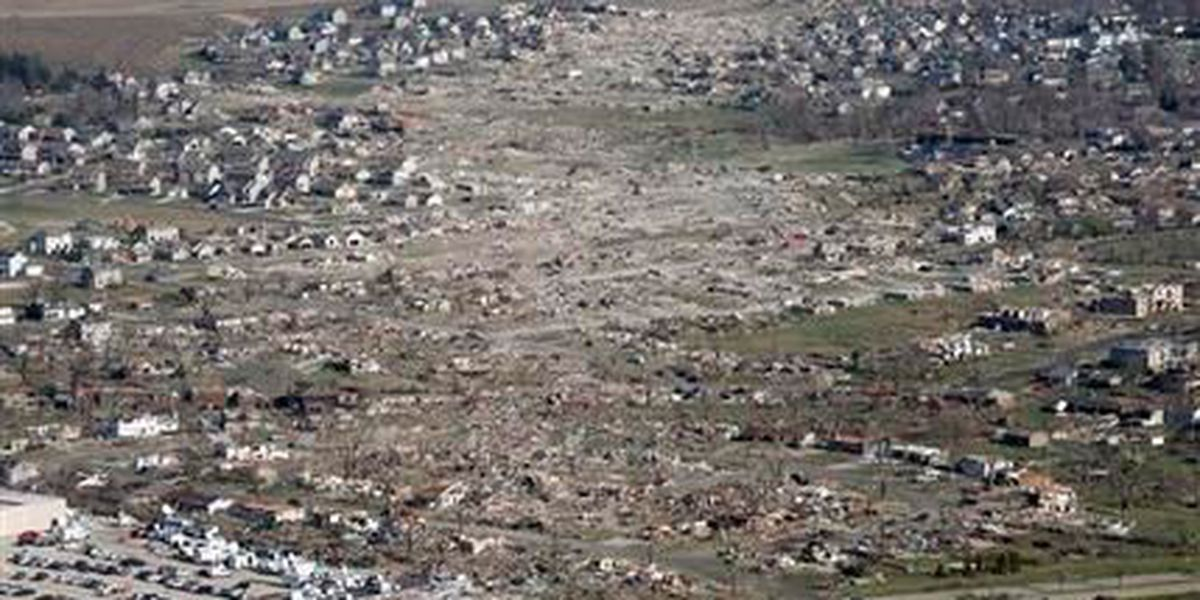 Forecasts, warnings spared lives from tornadoes